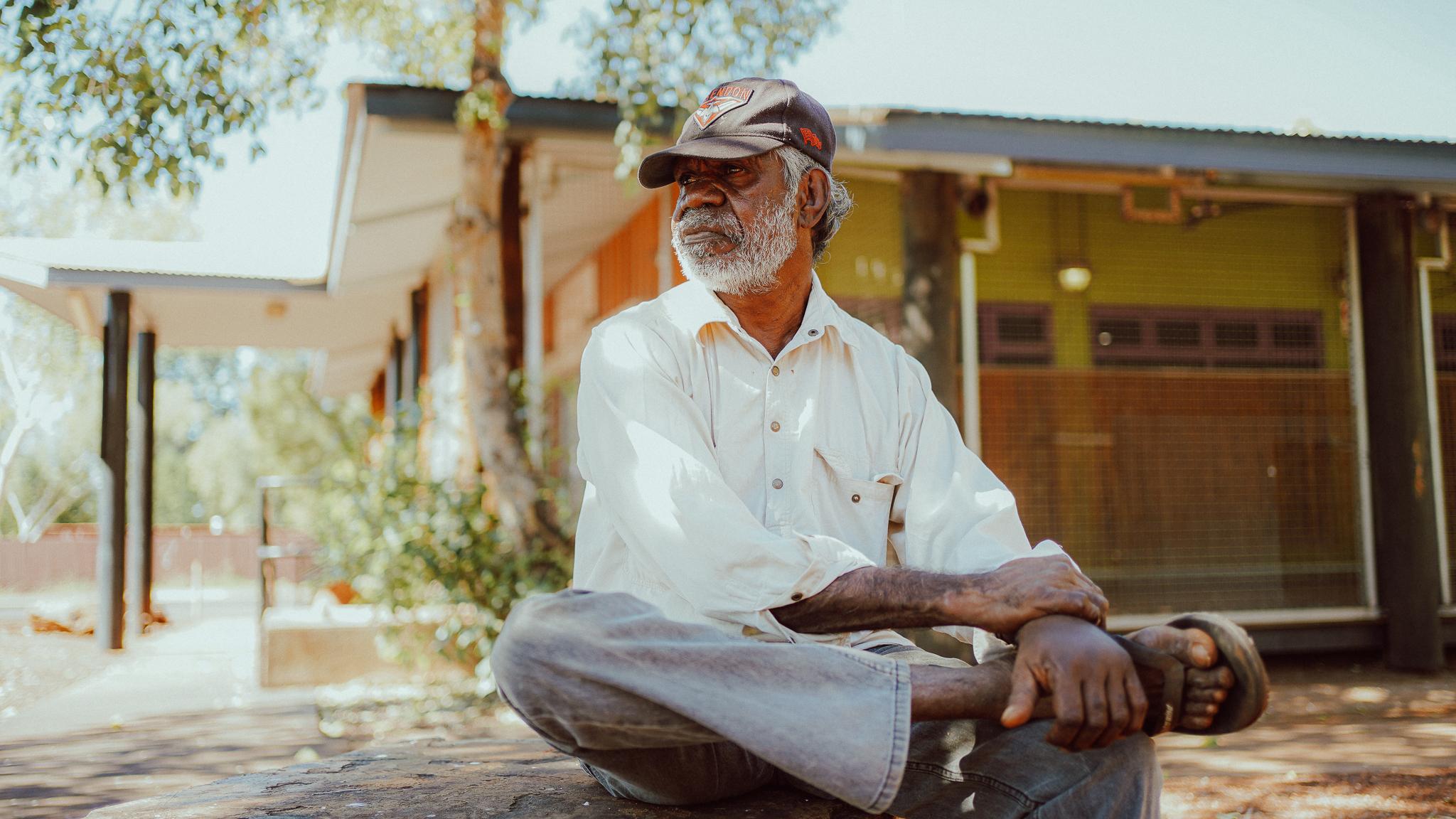 Don Butcher: Men's Tribal Centre